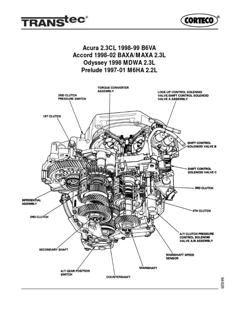 accord automatic transmission wiring diagram [ 768 x 1024 Pixel ]