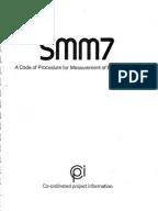 Standard Method of Measurement of Building Works