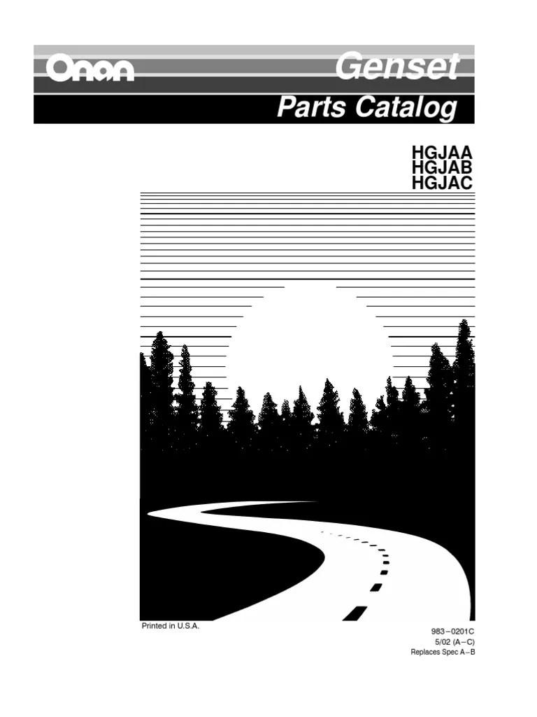 hgjab parts manual onan generator parts manual onan generator parts diagrams [ 768 x 1024 Pixel ]
