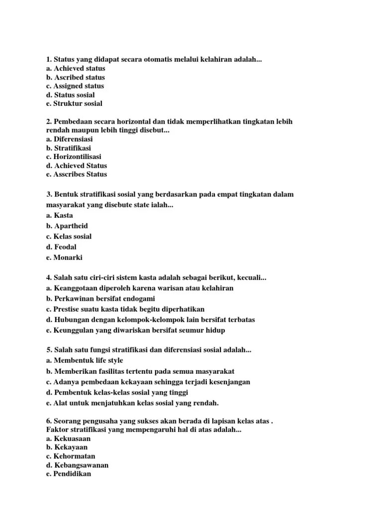 Ascribed Status Adalah : ascribed, status, adalah, Microsoft, Office, Document