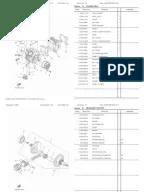 Yamaha Ego LC 125 / Xeon 125 / Mio 125 (Manual)