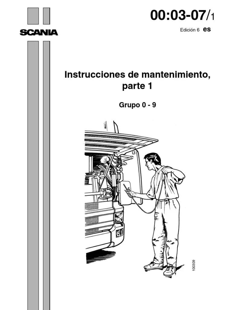 scania-mantenimiento