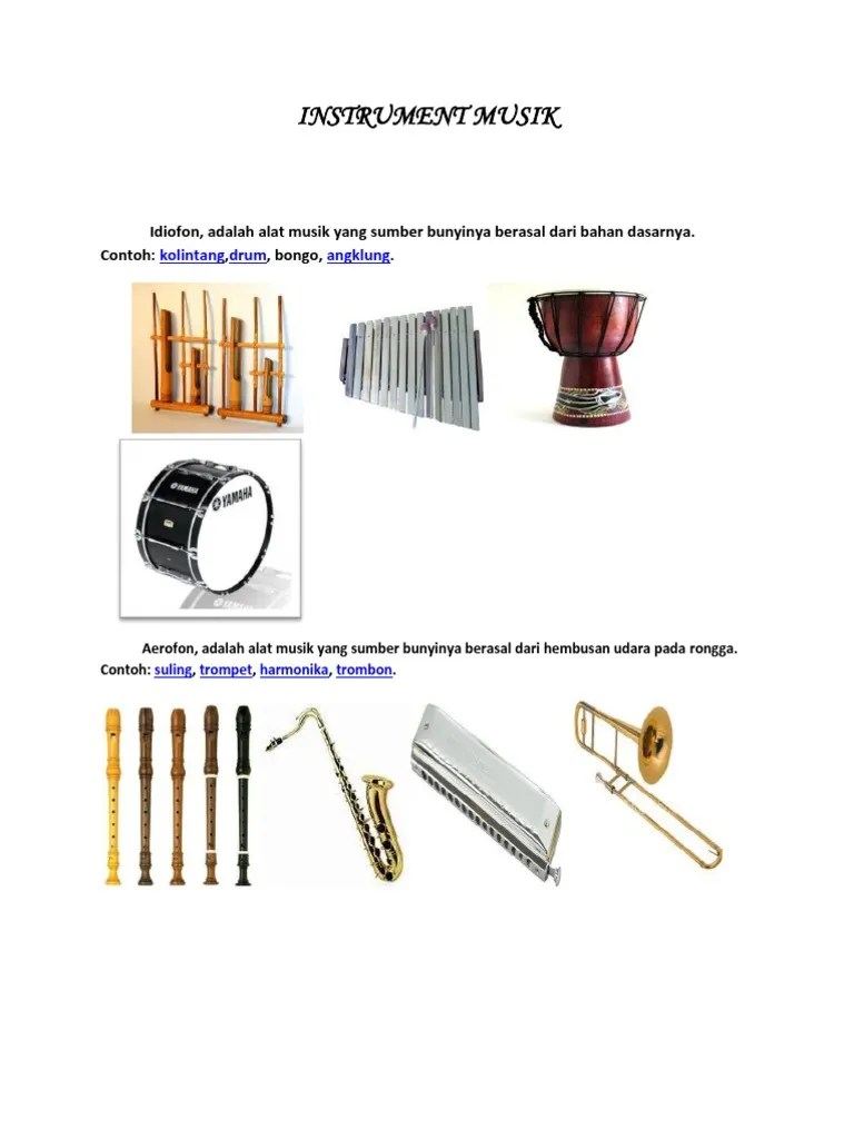 Harmonika Termasuk Alat Musik : harmonika, termasuk, musik, Instrument, Musik