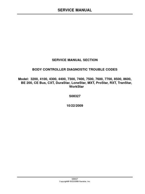 small resolution of  1509651453 international service manual electrical circuit diagrams wiring diagram for 2011 durastar 4300 at cita