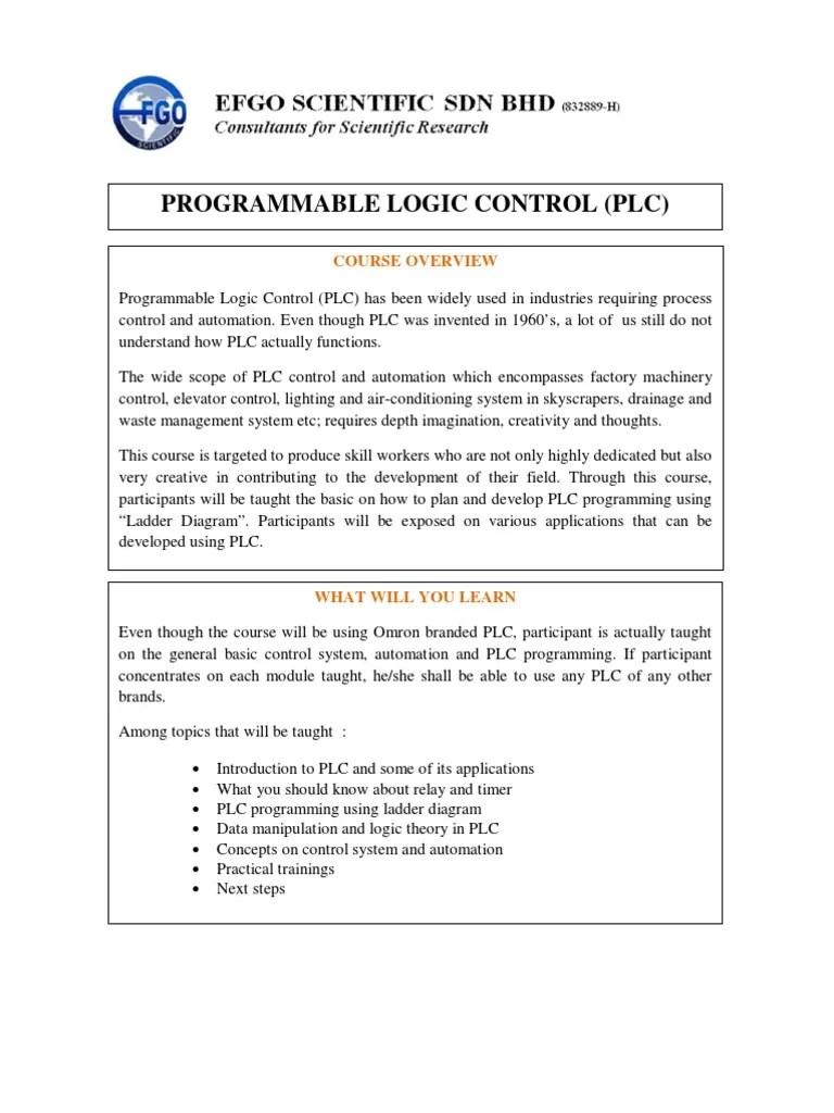 medium resolution of basic programmable logic control plc programmable logic controller timer