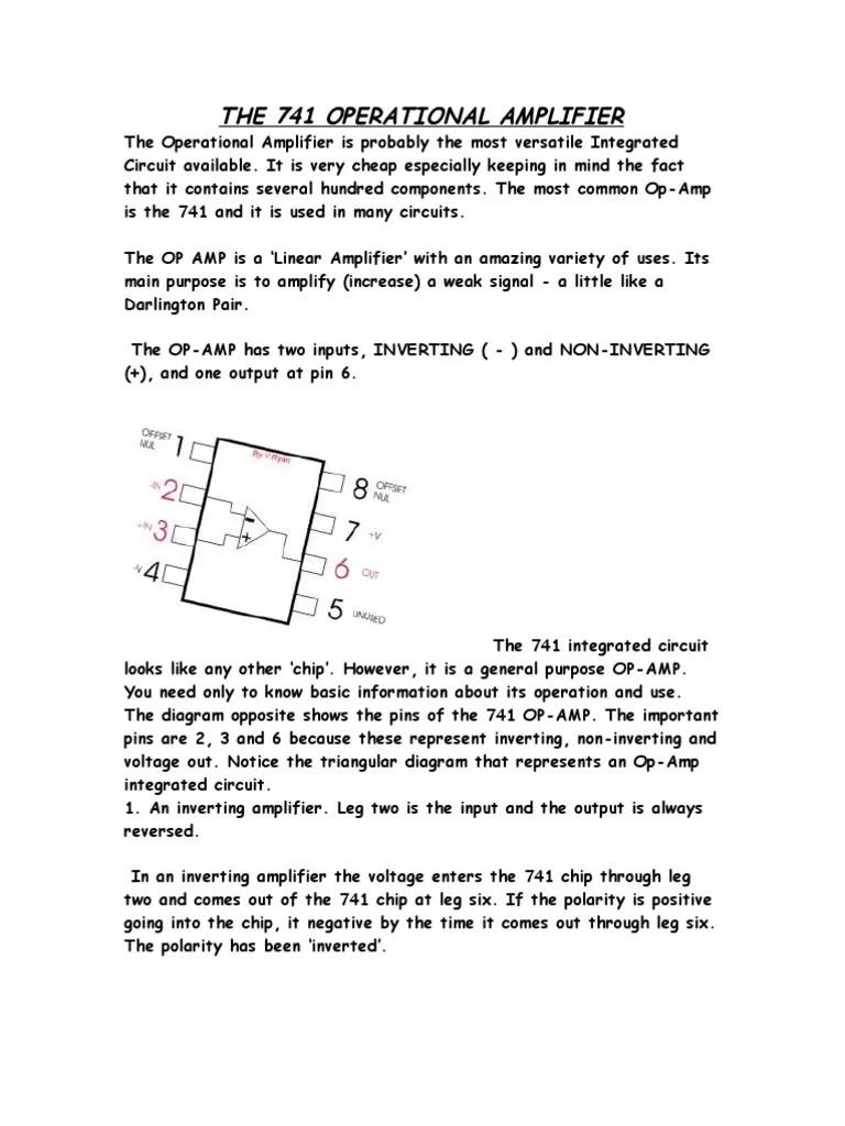 hight resolution of circuit diagram of 741 op amp