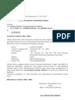 Contoh Surat Rekomendasi Pembuatan Paspor : contoh, surat, rekomendasi, pembuatan, paspor, Surat, Pengantar, Pembuatan, Paspor