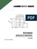Kyocera Servise Manual