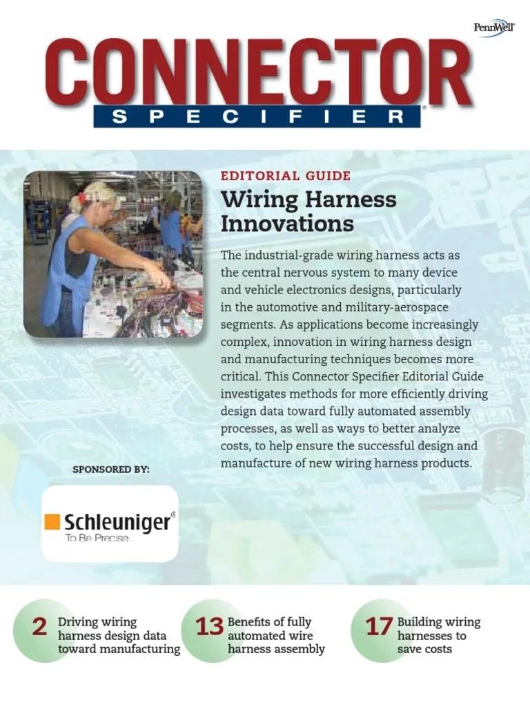 medium resolution of wiring harnes design guide