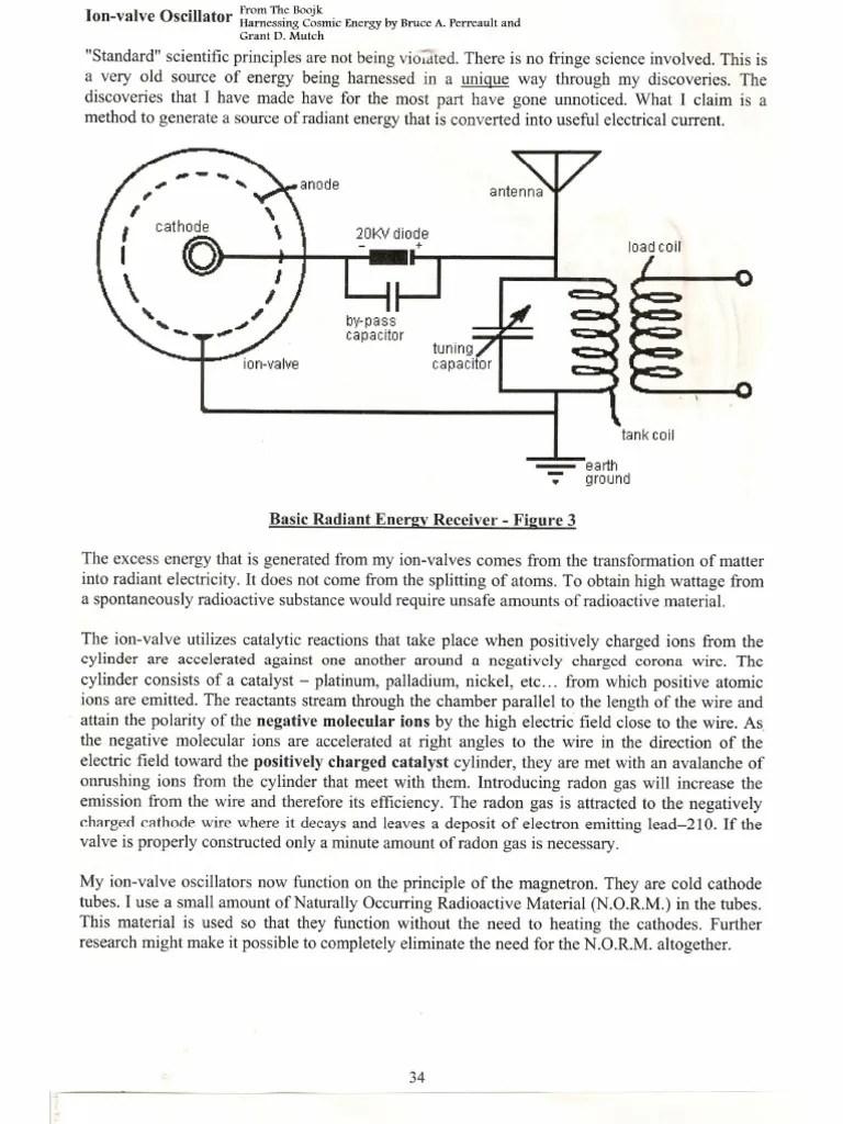 ion valve oscillators and ion valve converters technologies who s burglar alarm circuit diagram further lester hendershot inventions and [ 768 x 1024 Pixel ]