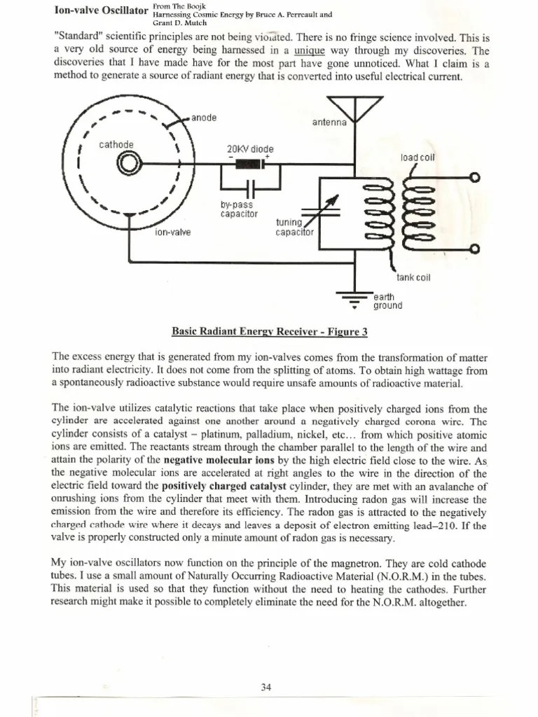 medium resolution of ion valve oscillators and ion valve converters technologies who s burglar alarm circuit diagram further lester hendershot inventions and