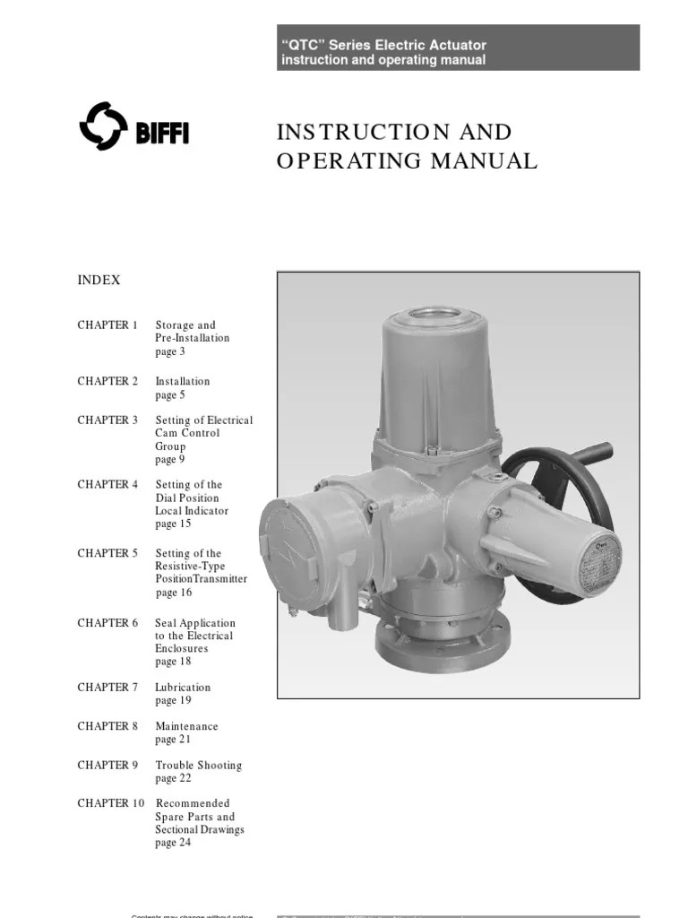 medium resolution of biffi valve switch biffi mov wiring diagram