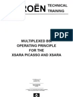 Xsara And Xsara Picasso BSI Operating Principles