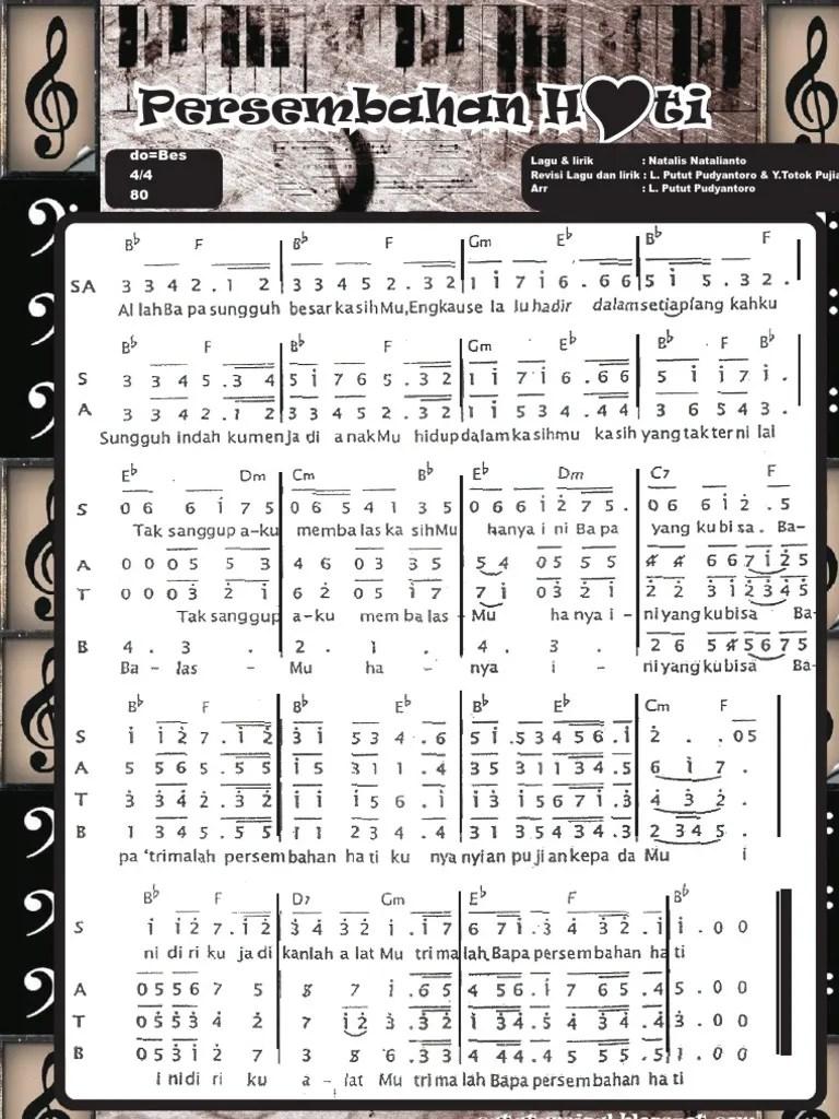 Persembahan Hati Lirik : persembahan, lirik, Persembahan, Lirik, Dengan