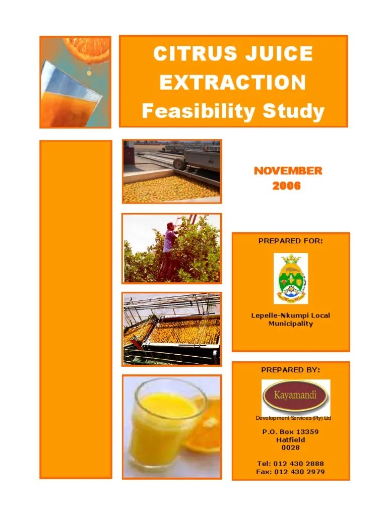 small resolution of proces flow diagram orange juice