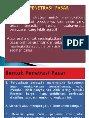 Pengertian Penetrasi Pasar : pengertian, penetrasi, pasar, PENETRASI, PASAR
