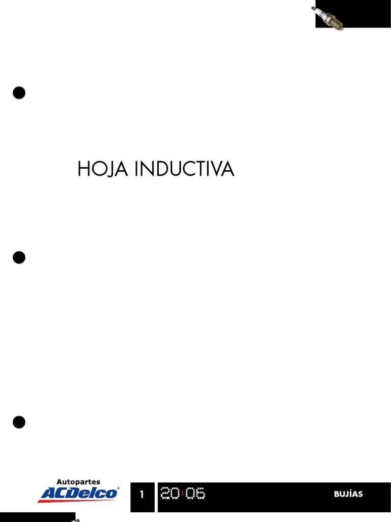 Calibrador de Bujiar Acdelco-catalogo-bujias