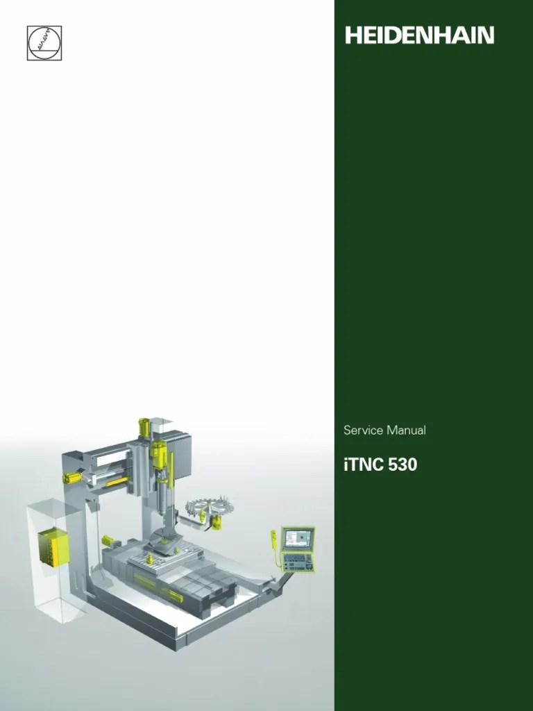 ITNC 530 Service Manual