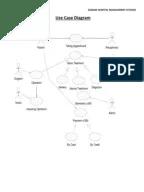 uml diagrams of hospital managments