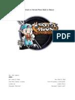 Buku panduan harvest moon PS1 PDF