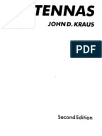 Antennas for All Applications by John D. Kraus & Ronald J