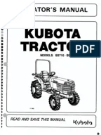 Kubota Bx2200 Exploded Parts Manual