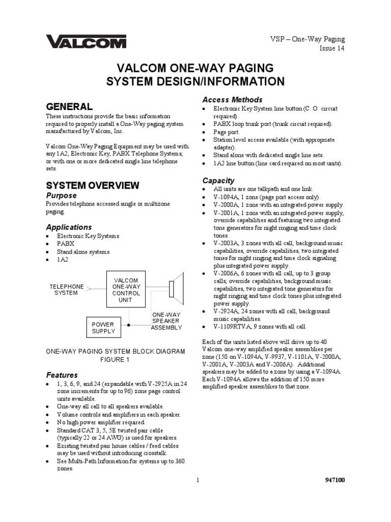 paging horn wiring diagram [ 768 x 1024 Pixel ]