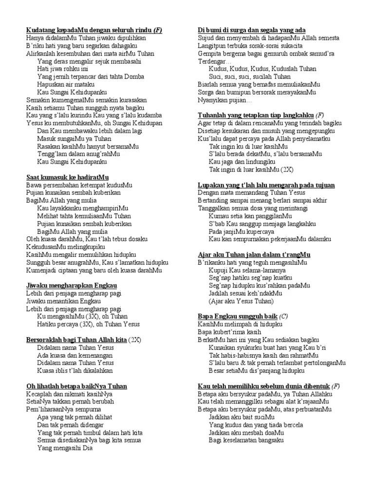 Lirik Lagu Yesus Kemuliaanmu : lirik, yesus, kemuliaanmu