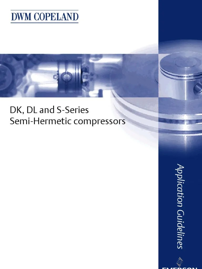 hight resolution of copeland semi hermetic compressor wiring diagram