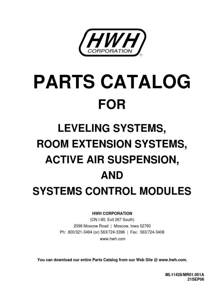 Whw Lwvwling Parts Catalog
