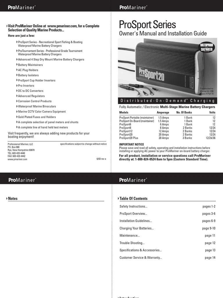 medium resolution of prosport 6 amp wiring diagram