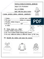 Evs worksheet class  lesson also english worksheets nouns plurals verbs adjectives and rh scribd