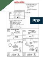 Jeppesen chart legend information also ifr enroute symbols instrument flight rules airport rh scribd
