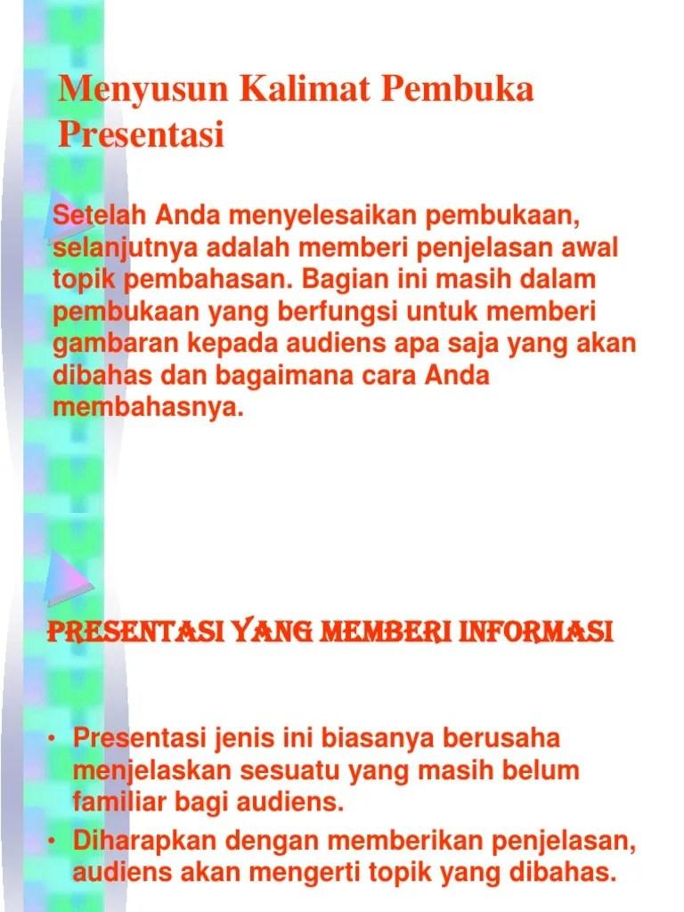 Kalimat Pembuka Presentasi Singkat : kalimat, pembuka, presentasi, singkat, Kalimat, Pembuka, Presentasi, Proposal, IlmuSosial.id