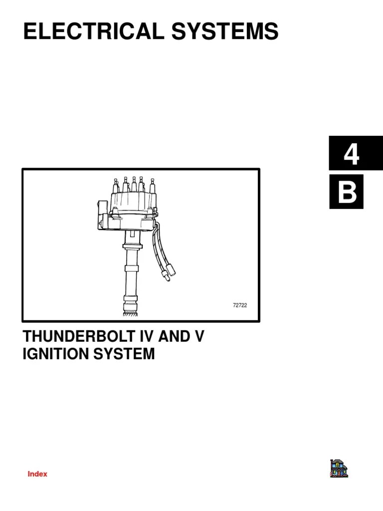 hight resolution of mercury outboard thunderbolt iv ignition control wiring diagram