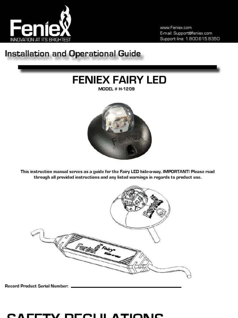small resolution of feniex light wiring diagram