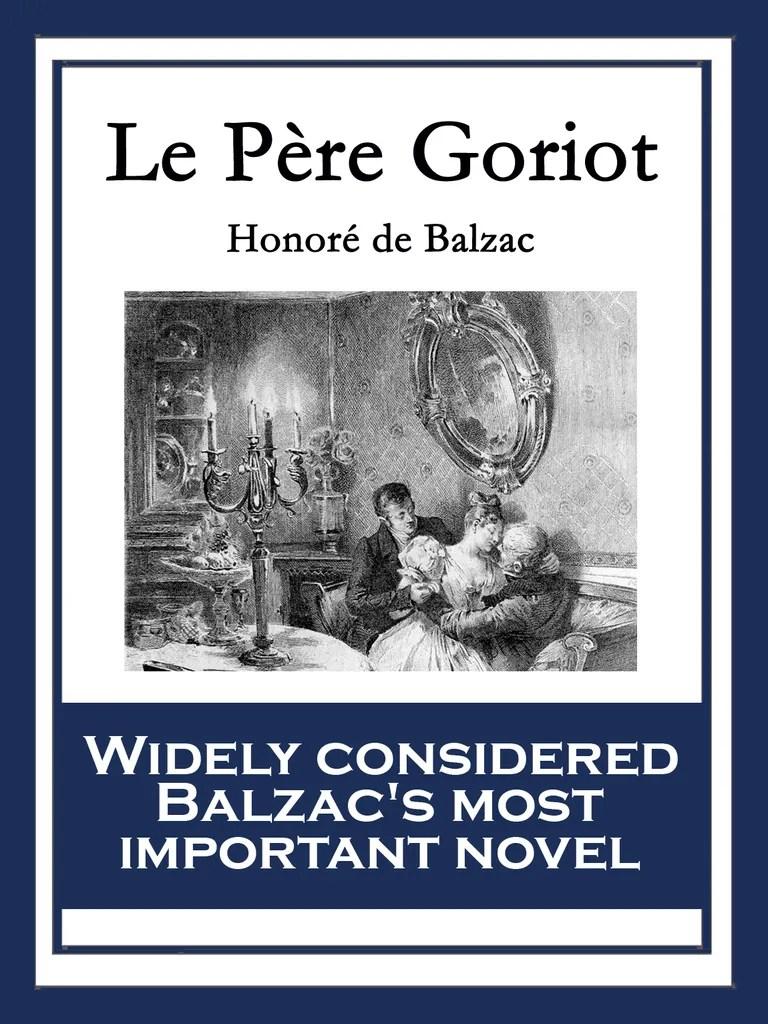 Honoré De Balzac Le Père Goriot : honoré, balzac, père, goriot, Père, Goriot, Online, Honoré, Balzac, Books