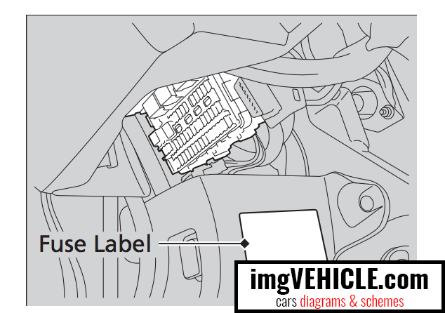 Honda Civic IX Fuse Box Diagrams & Schemes
