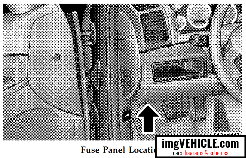 2006 Jeep Grand Cherokee Inside Fuse Box Diagram