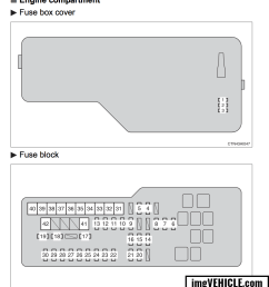toyota camry xv40 fuse box diagrams schemes imgvehicle com 2011 camaro fuse box 2011 camry fuse box [ 964 x 1096 Pixel ]