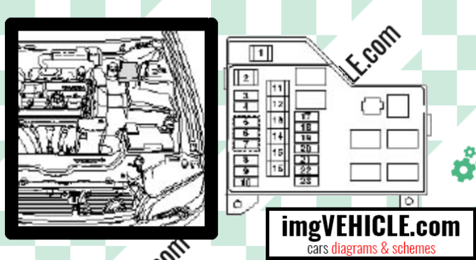 volvo v40 1998 fuse box  wiring diagram loadtools  load