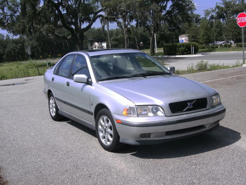 Wiring Diagram For 2000 Volvo S40