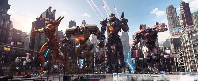 A still from Pacific Rim: Uprising