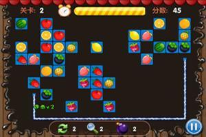 水果連連看小游戲試玩.第11547款連連看小游戲 - 2344小游戲