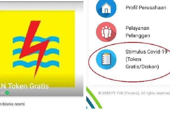 Bikers noted, this is how to claim a free token from PLN.