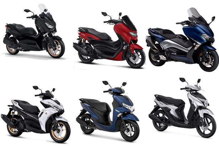 Di jual honda beat tahun 2021. Daftar Harga Motor Matic Baru Yamaha April 2021, NMAX Naik Segini Bro - Motorplus