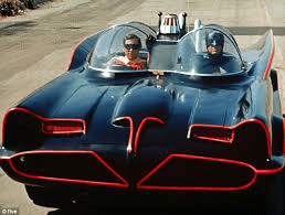 To The Batmobile
