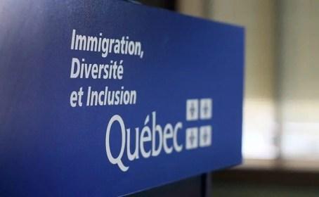 Logo do Ministério de Imigração do Quebec no Canada