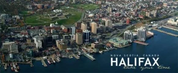 Imigração para o Canadá através de Nova Escocia - Halifax