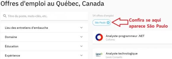 Missão de Recrutamento Quebec en Tete 2020